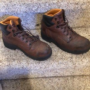 Timberland ProSeries Steel Toed Women's Work Boots